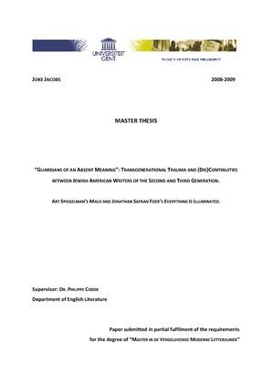 18 crisis momenten thesis