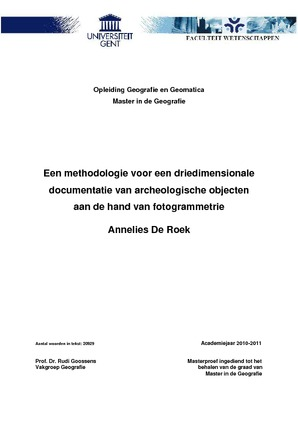hulp thesis ugent