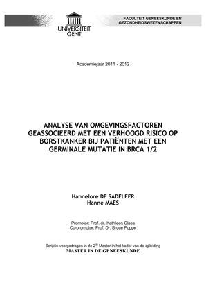 thesis ugent voorbeeld