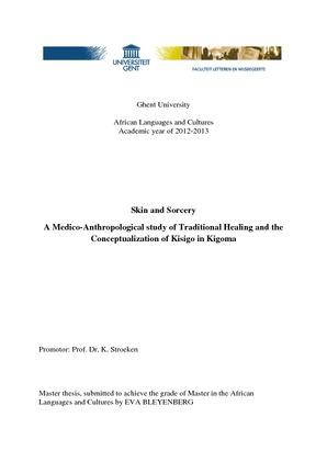 mesaki witchcraft thesis
