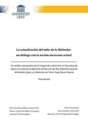 c48713fb3 ¿Rescatar a la Malinche, México o la literatura?