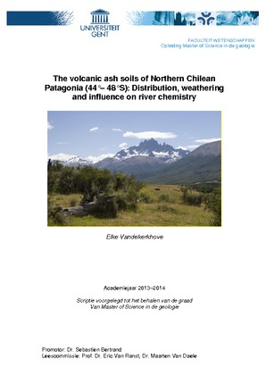 The volcanic ash soils of Northern Chilean Patagonia (44°– 48°S