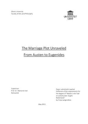 plot construction of pride and prejudice