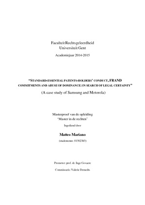 thesis ugent rechten Templates thesis  ghent university phd thesis about latex template for phd theses published at ghent university (universiteit gent, ugent).