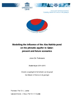 thesis ugent databank