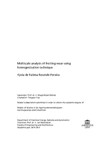 Kyvia de Fatima Resende Pereira homogenization technique Multiscale