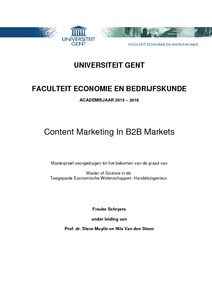Content marketing in b2b markets coverg fandeluxe Image collections