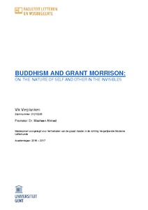 BUDDHISM AND GRANT MORRISON: